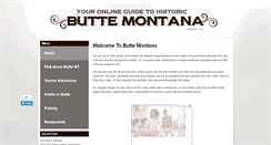 Preview of butteinfo.org