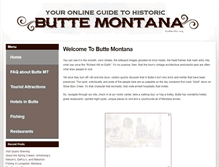 Tablet Preview of butteinfo.org